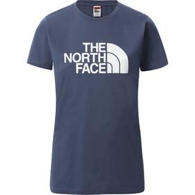 The North Face Easy SS Tee Women, azul